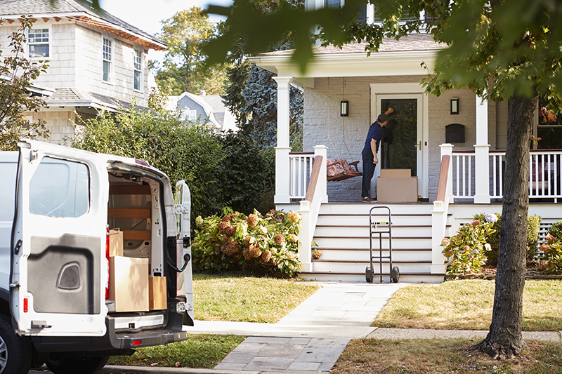 Man And Van Services in Crawley West Sussex